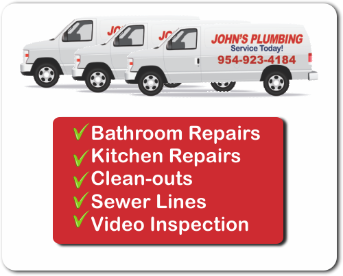 Johns Plumbing Services
