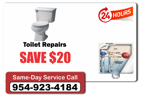 Toilet Repairs or Replacement